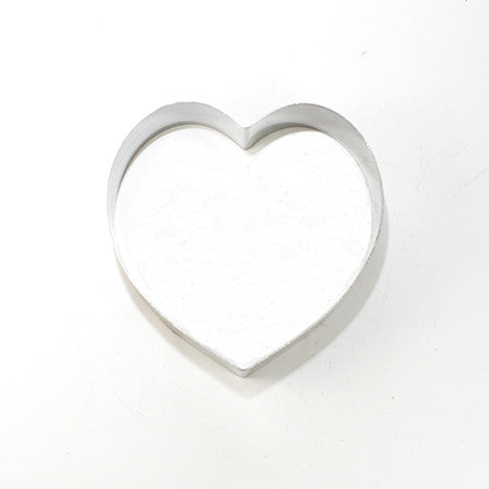 Cake Ring-Mousse ring - Heart 14 cm