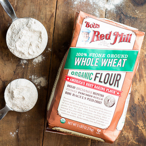 Organic Flour -Whole Wheat Flour
