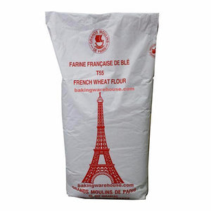 T55 French bread flour 25kg
