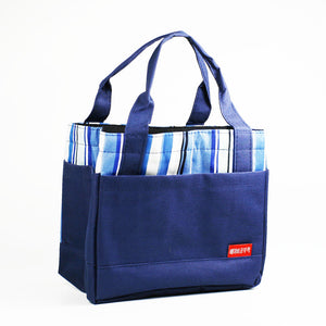 Cooler bag-blue