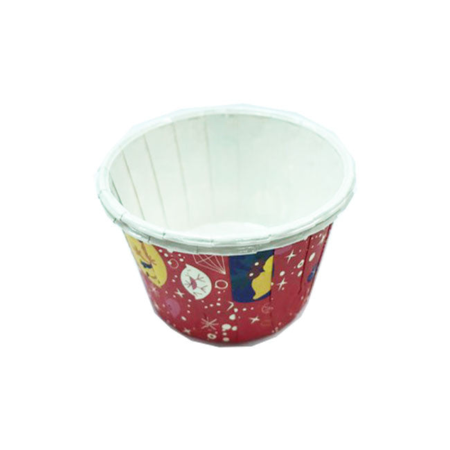 Christmas baking cup 6.5cm