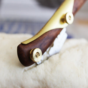 Baker Blade with Walnut wooden