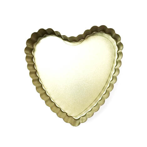 Fruit Tart Mold - Heart shape