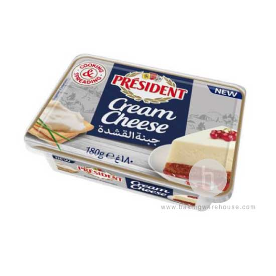 President Cream cheese 200g