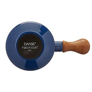Dansk Mini Milk Warmer-Blue