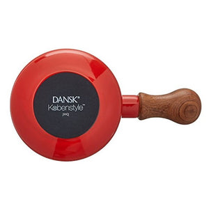 Dansk Mini Milk Warmer-Chilli Red