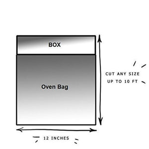 Multi-Purpose Extra Large Oven Bags For Cooking