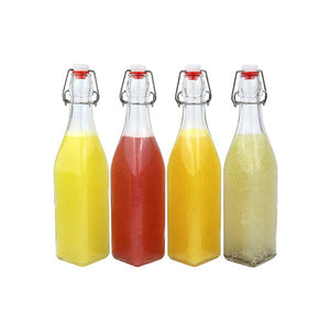 Swing Top glass bottle | Home brew glass bottle