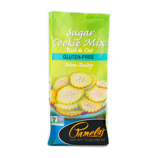 Gluten free Sugar Cookie Mix