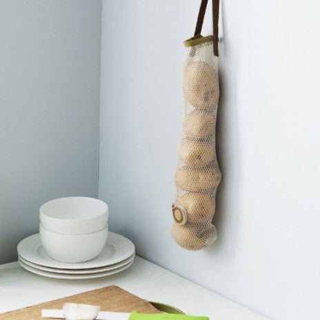 Fruit & Vegetable Mesh Storage Bag