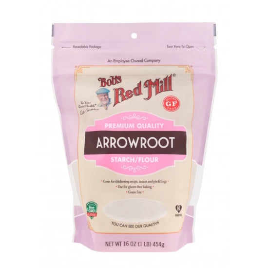 Arrowroot flour/starch