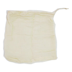 Natural Ultra Fine 100% Cotton Nut Milk Bag /Cheesecloth/Cold Brew Coffee Filter