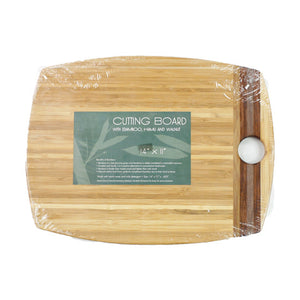 Bamboo Cutting Board with hole hanger