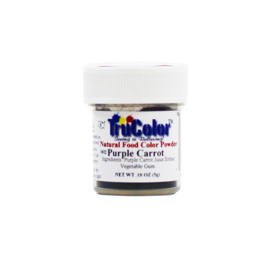 Natural Gel Paste Powder - Purple Carrot