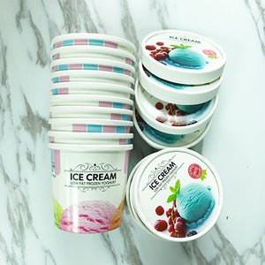 Ice Cream Cup  12oz