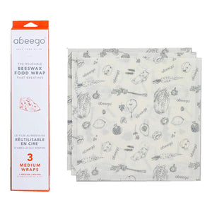 Beeswax Food Wrap | Medium size