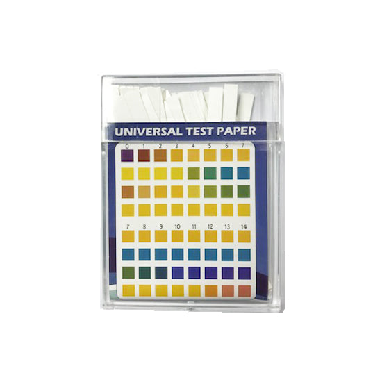 pH Test Strips 0-14