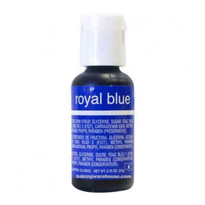 Royal Blue  color gel -Chef Master