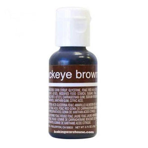 Buckeye Brown color gel -Chef Master