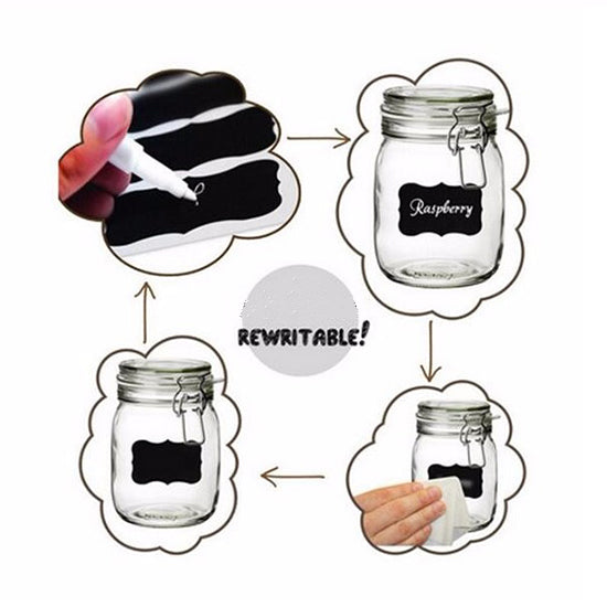 stickers for jars