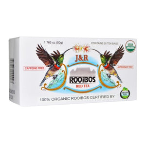 Rooibos Red Tea, Caffeine Free