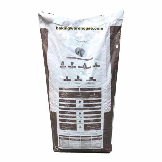 T45 French Pastry  flour 25kg | Gruau Rouge