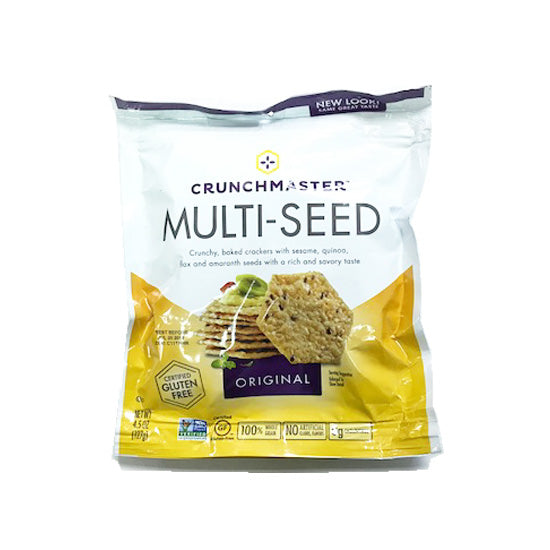 Multi Seed Cracker Gluten Free