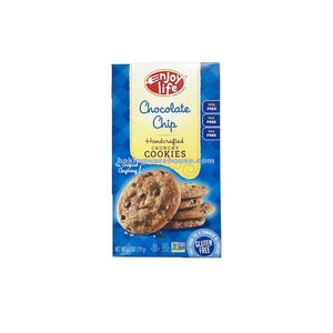 Handcrafted Crunchy Chocolate Chip Cookie -Gluten Free