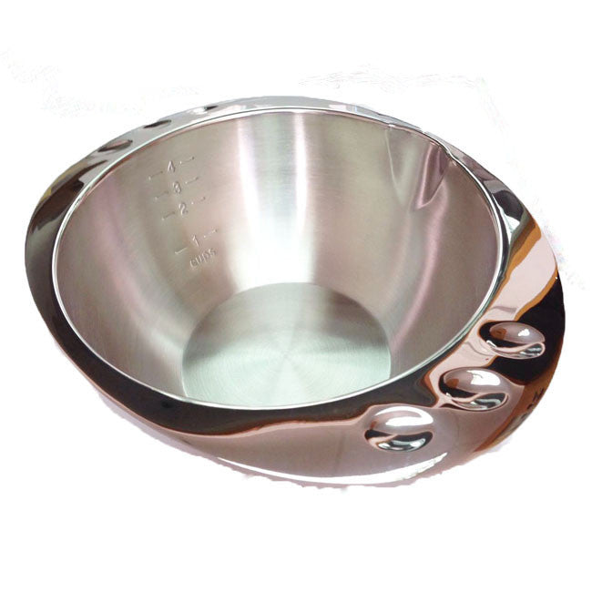 Stainless steel Mixing bowl 17 cm