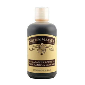 Madagascar Bourbon Pure Vanilla Extract 32oz.