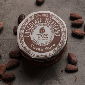 Taza Chocolate 70% | Stone Ground Chocolate