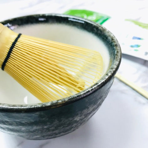 Matcha Green Tea Whisk and Bowl