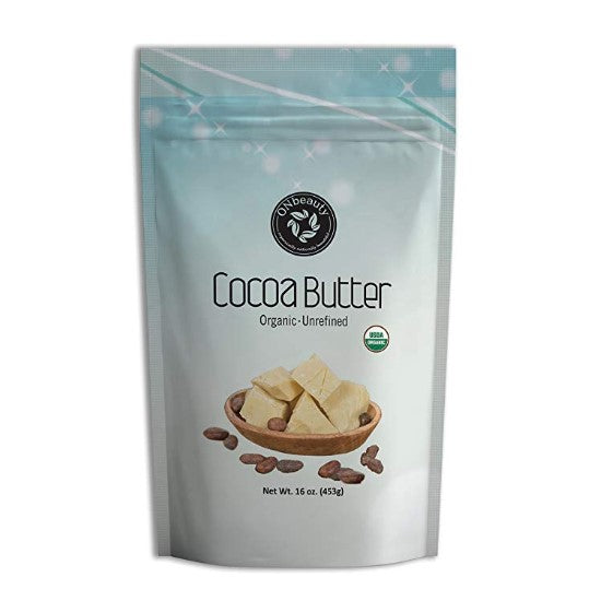 Organic Unrefined coco butter