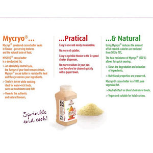 Mycryo Cocoa Butter powder 100%