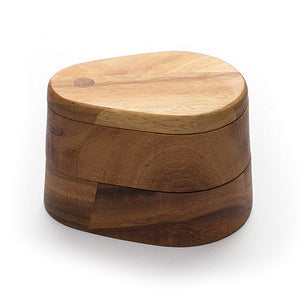 Wooden Salt Keeper 2 layer