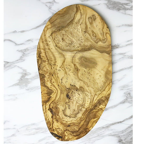 Olive Wood Cheese Board | Cutting Board