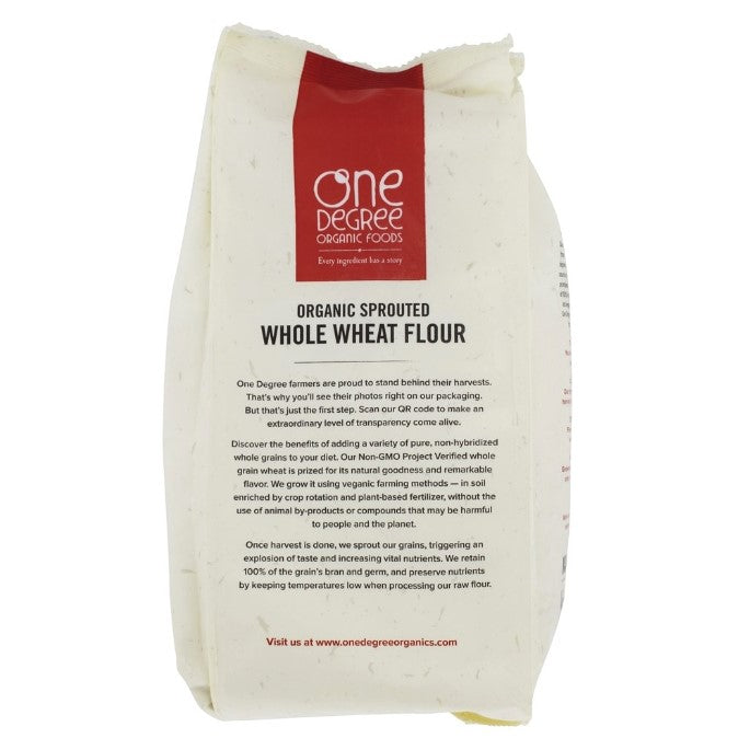 Sprouted Whole Wheat flour | Organic