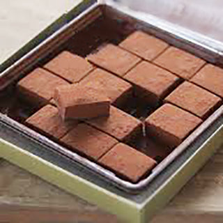 Soft Chocolate Box-Black