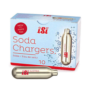 Soda Maker Chargers | Isi Twist'n Sparkle Chargers