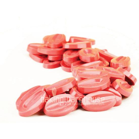Valrhona Inspiration chocolate - Raspberry