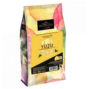 Valrhona Inspiration chocolate - Yuzu