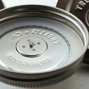 Fermentation lids | Stainless steel Lid