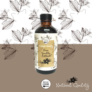Pure Vanilla Extract | 4oz
