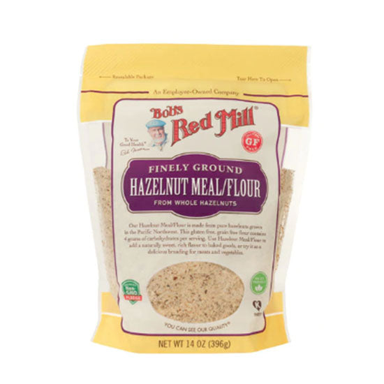 Hazelnut Meal - Hazelnut Flour
