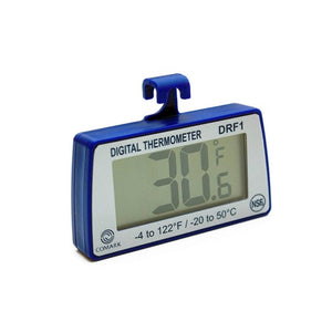 Digital Refrigerator and Freezer thermometer
