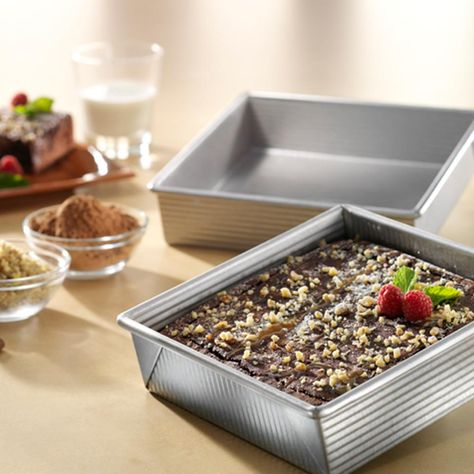 Baking Square form 8 inch-USA Pans