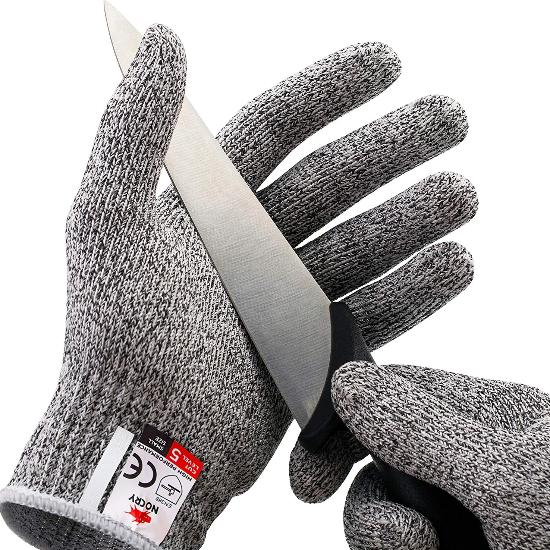 NoCry Cut Resistant Gloves Level 5