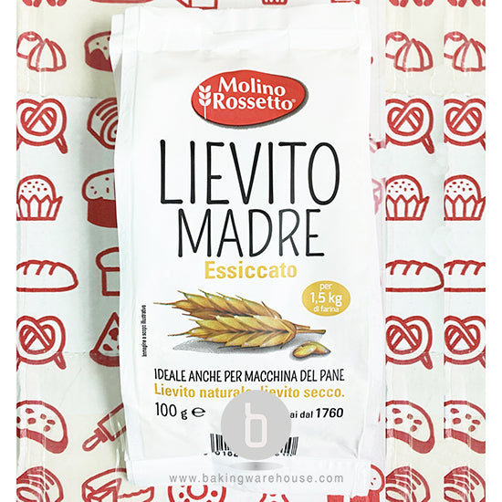 Lievito Madre Secco | Dried Mother Yeast
