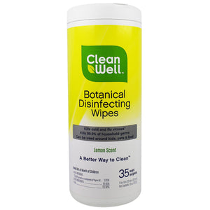 Botanical Disinfecting Wipes 35 wipes