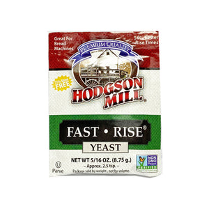 Fast rise yeast 8.75g
